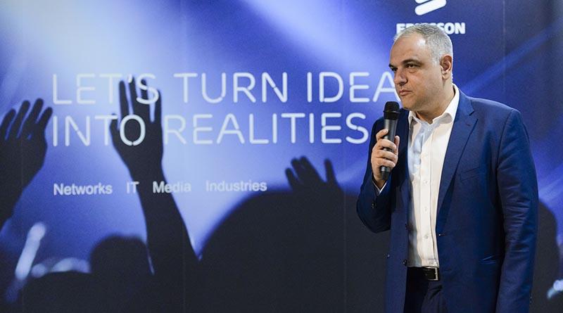 Ericsson Roadshow в София с тенденциите в дигитализацията