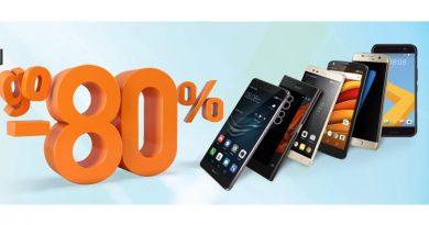 До 80% отстъпка за смартфони от VIVACOM