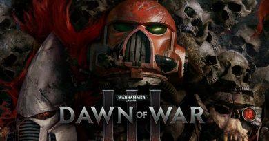 Warhammer 40,000: Dawn of War III с версия и за Linux