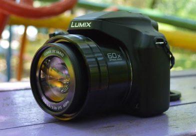 Panasonic Lumix FZ82 /за снимки на близки и далечни разстояния/