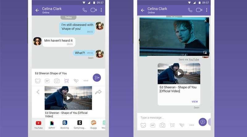 Вече не губим чат историята във Viber след смяна на номера