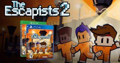 The Escapists 2 – отново е време за…
