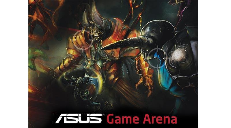Задава се ново гейминг събитие – ASUS Game Arena