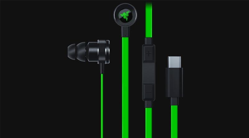 Razer с USB-C версия на слушалките Hammerhead