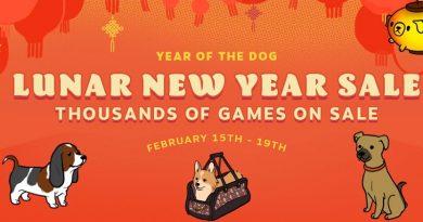 Намаления в Steam по случай китайската нова година