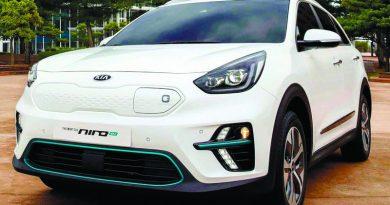 Kia показа новия си електрически кросоувър Niro EV