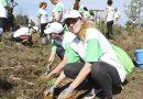 12 000 дръвчета бяха засадени по инициатива на TELUS