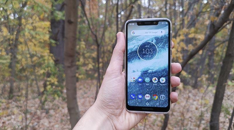 Започва ъпдейтът на Motorola One до Android 10