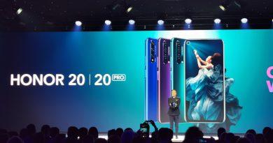 Новата серия смартфони на Honor 20 акцентира върху камерата и дизайна