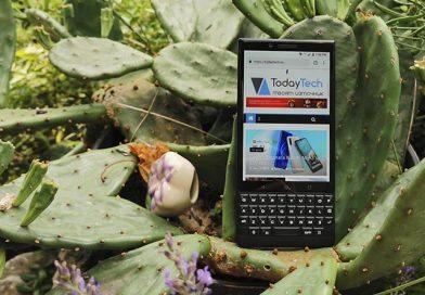 Ревю: BlackBerry KEY2
