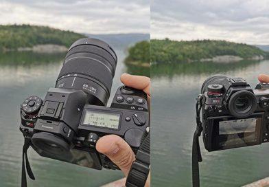 Кратък преглед и фото разходка с Panasonic Lumix S1R