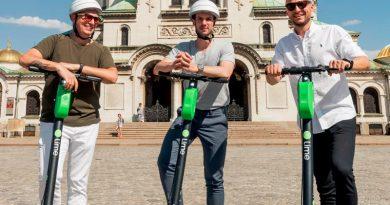 Lime достигна четвърт милион пътувания в България