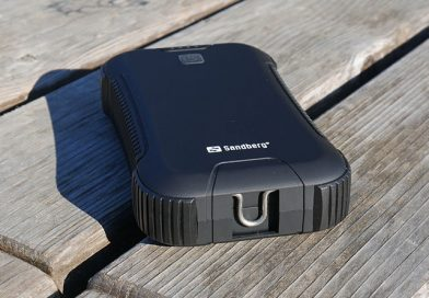 Ревю: Sandberg Survivor Powerbank 30000 (PD45W)