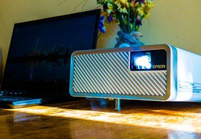 Ревю: Epson EF-100W