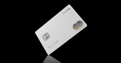 Mastercard помага за разпространението на зелената банкова карта bunq