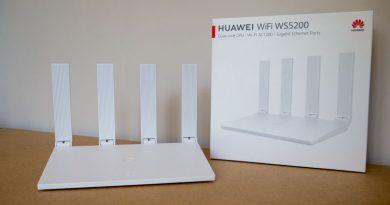 Ревю: Huawei WiFi WS5200 – стилен и компактен рутер