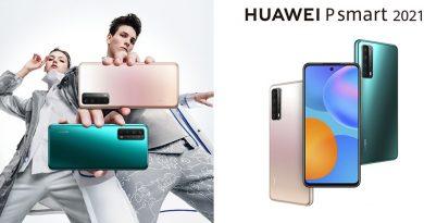 Huawei P Smart 2021 с 20% отстъпка онлайн от Теленор