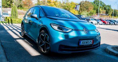 Малко впечатления за електромобила Volkswagen ID.3