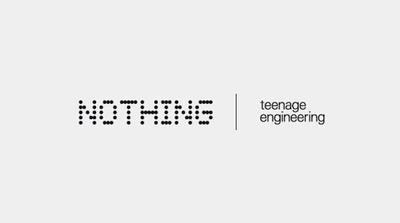 teenage engineering се нарежда сред съоснователите на Nothing