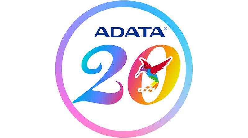 ADATA отбелязва своята 20-годишнина