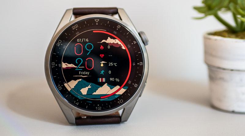Интересни спортни циферблати за серията Huawei Watch 3