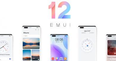 EMUI 12 идва с редизайн и някои новости