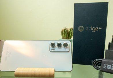 Ревю: Motorola еdge 20