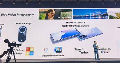 Европейска премиера на Huawei nova 9